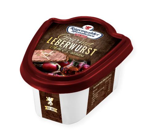 Gourmetleberwurst