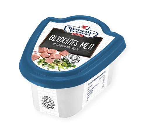 Schlemmerfest gekochtes Mett
